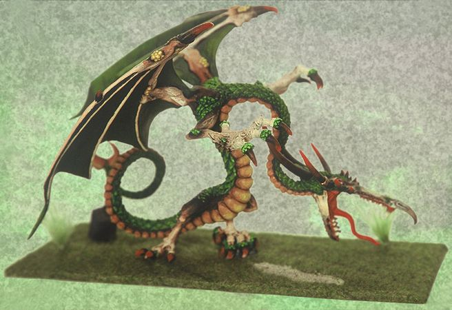 star dragon warhammer